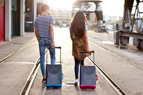 significato di regalare una valigia