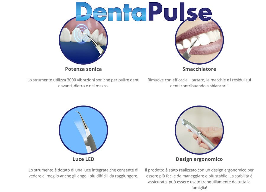 denta pulse funziona