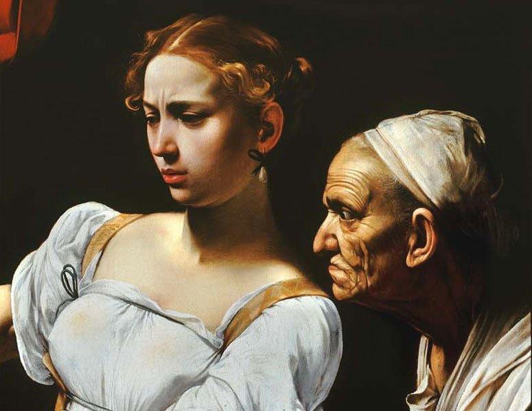 dipinti caravaggio a roma