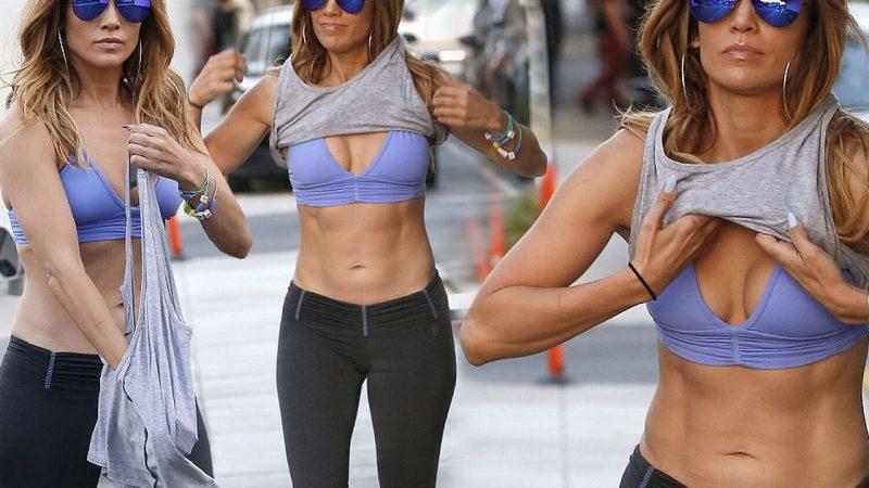 La dieta di Jennifer Lopez: ecco il menu che la aiuta a mantenere un fisico perfetto