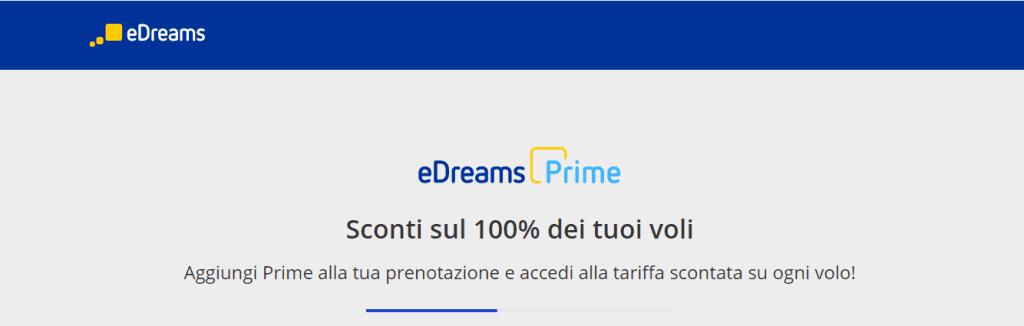 edreams italia prezzi