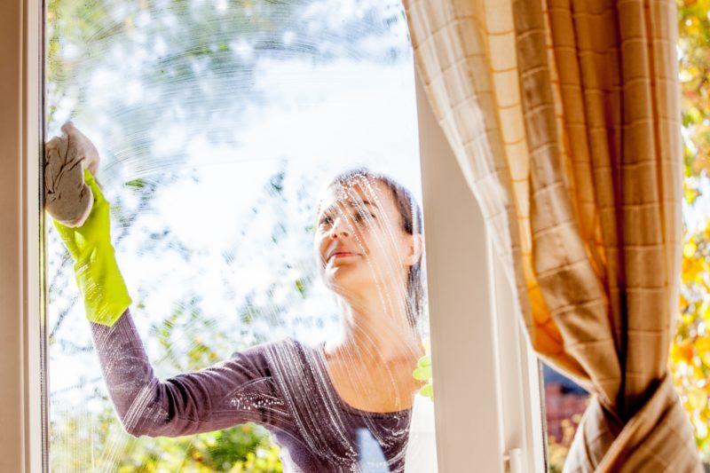 dimagrire con i lavori domestici