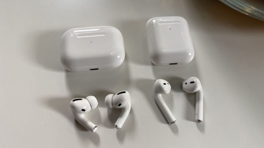 airpods 2 e pro differenze