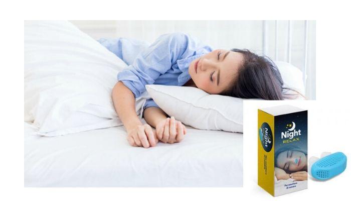 Night Relax: dispositivo per non russare. Recensioni, opinioni e prezzo