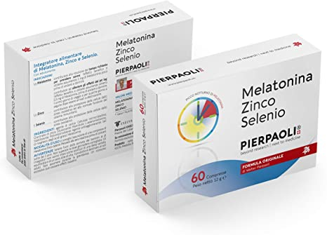 melatonina pierpaoli per capelli