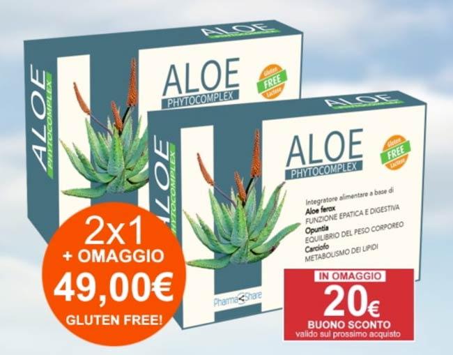 aloe phytocomplex prezzo