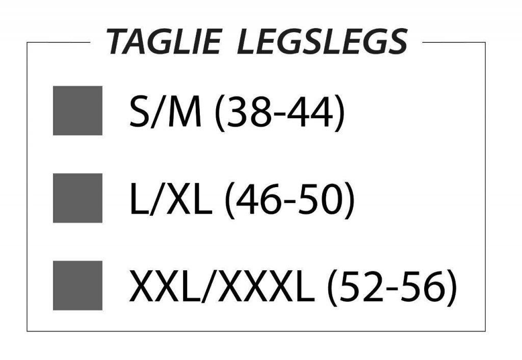legs legs taglie