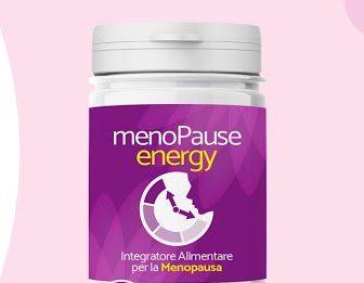 menopause energy integratore menopausa
