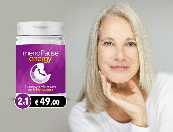 menopause energy prezzo