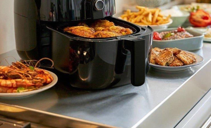 Oil Free Fryer friggitrice ad aria: recensioni, opinioni e dove si compra