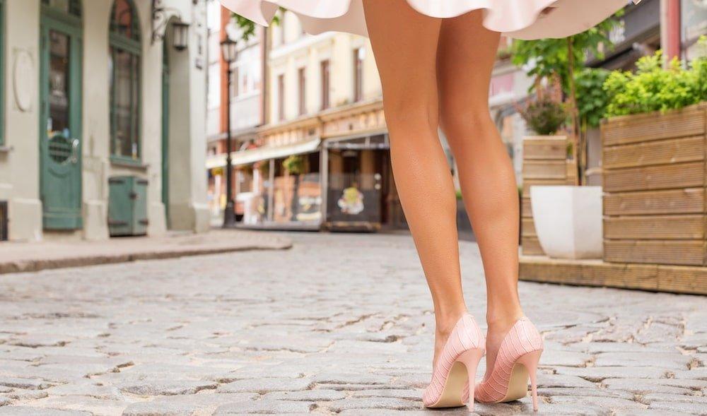 Cellulite sulle gambe: come eliminarla