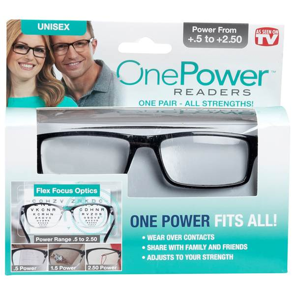 one power readers recensioni