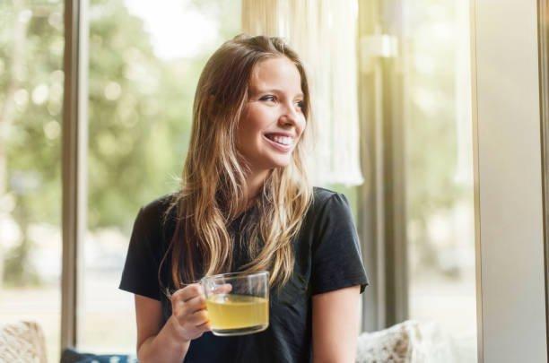 Pancia gonfia? Bevi il tè verde!